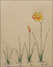 Spring is Here, by Vanita Doyle