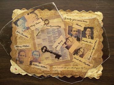 My Ancestors, by Linda Dumas