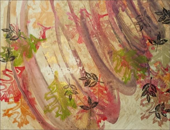 Autumn Impressions, by Vanita Doyle